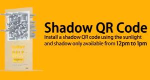 shadow QR Code