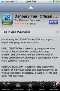 Danbury Fair