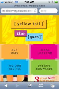 Yellow Tail2