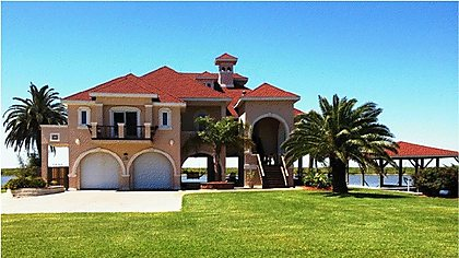Properties for sale texas beach property for Coastal home builders texas
